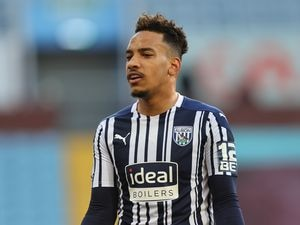Matheus Pereira of West Bromwich Albion. (AMA)
