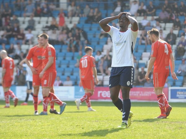 Bernard McNally: AFC Telford set to finish in cliffhanger