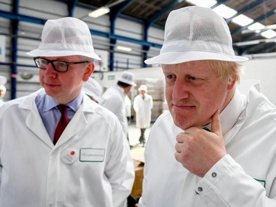 Bitter bust-up of the Brexiteer big guns battling for the Tory crown