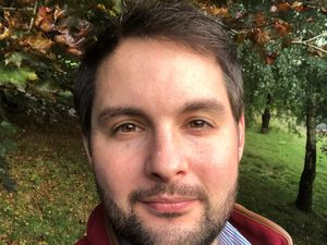 Tim Sharman, Jesmonite sales director