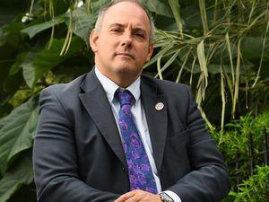 MP Robert Halfron