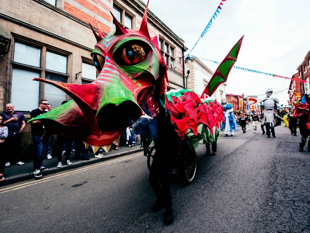 Ellesmere Carnival joy for Joan, 84