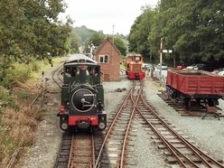 Llanfair Light Railway back on track after reopening to visitors