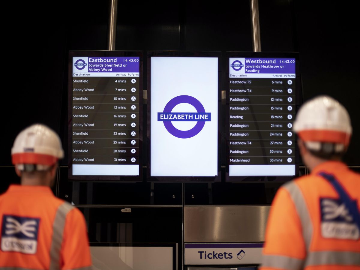 Crossrail is delayed