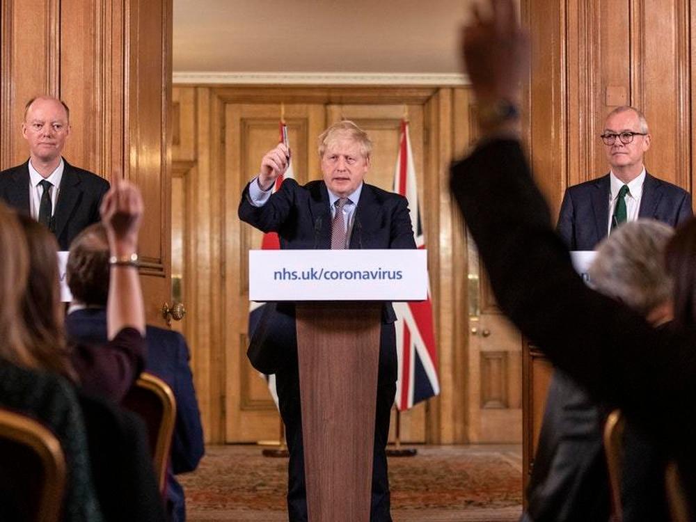 Boris Johnson says announcement on United Kingdom school closures imminent amid coronavirus outbreak