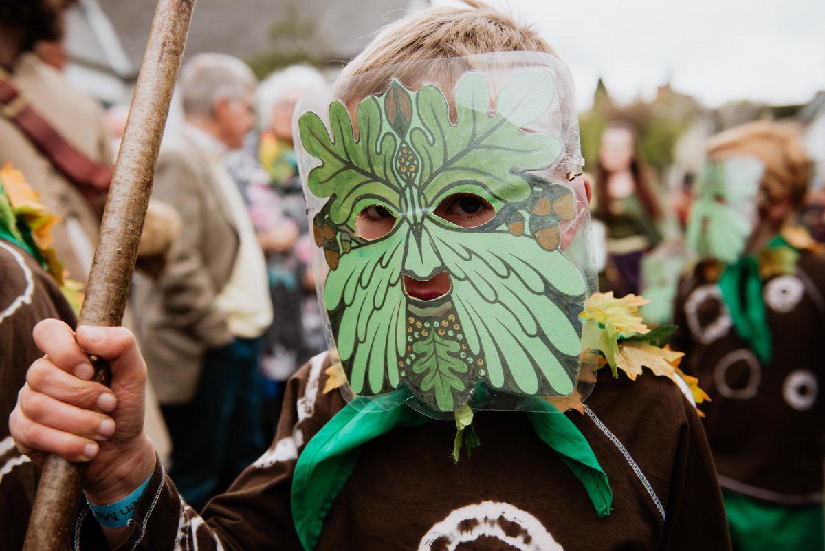 Clun Green Man Festival 2019