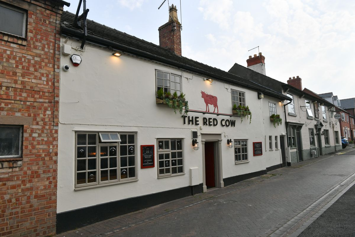 The Red Cow in Whitchurch