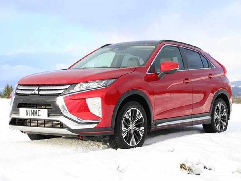 First Drive: Mitsubishi's eye-catching Eclipse Cross stands out in a crowded segment