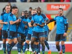 Altrincham v AFC Telford: Theo back at the heart of Bucks XI