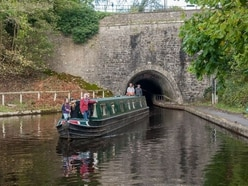 It's tunnel vision as inspectors hit Llangollen canal