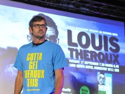 When Louis Theroux met... fans at Shropshire book event
