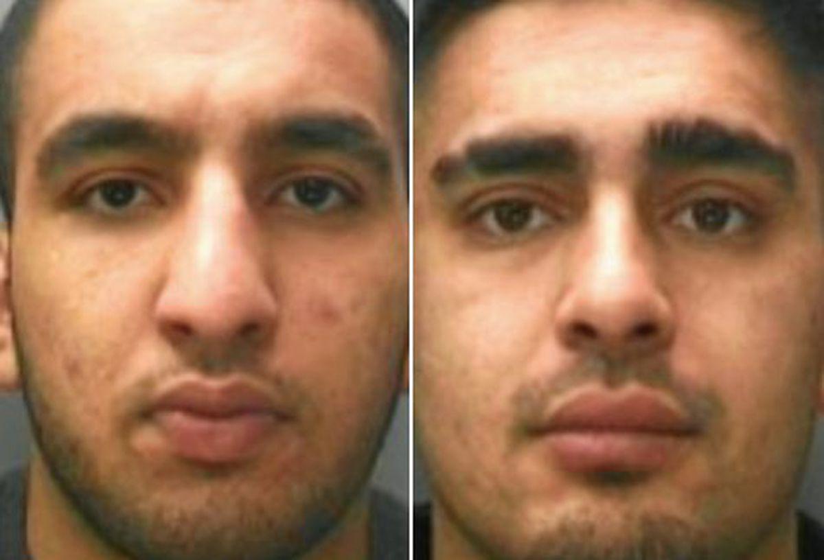Gang behind bars for rape attack on Shropshire girls
