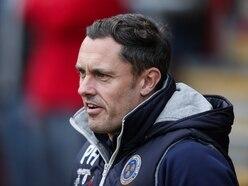 Paul Hurst: Shrewsbury Town 'survived the adversity' against Rotherham