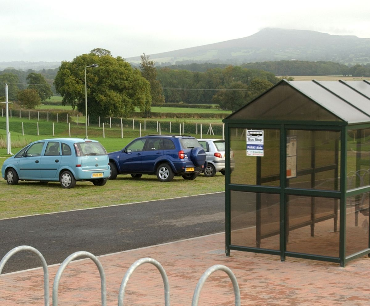 Ludlow park and ride