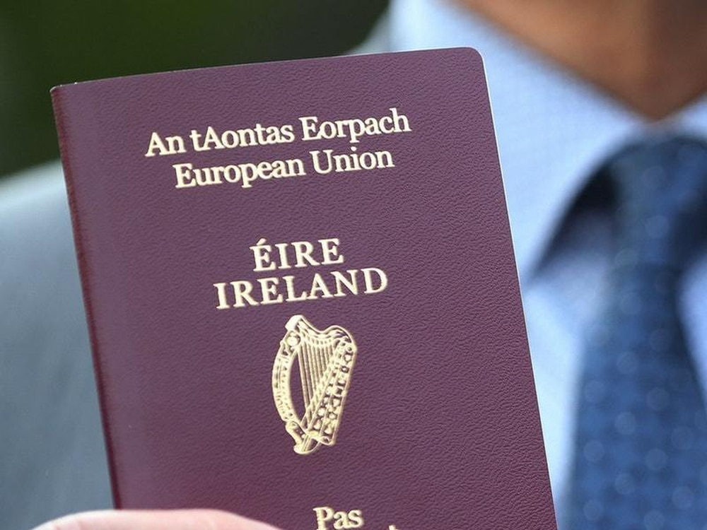 Brexit sends Britons seeking Irish passports up 22 percent in 2018
