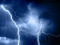 Weather warning issued for thunderstorms across Shropshire and Mid Wales