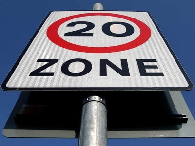 20mph limit needed to make county residential areas safer