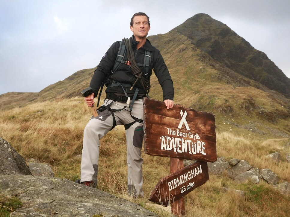 Basecamp thrills of Bear Grylls Adventure attraction at NEC unveiled