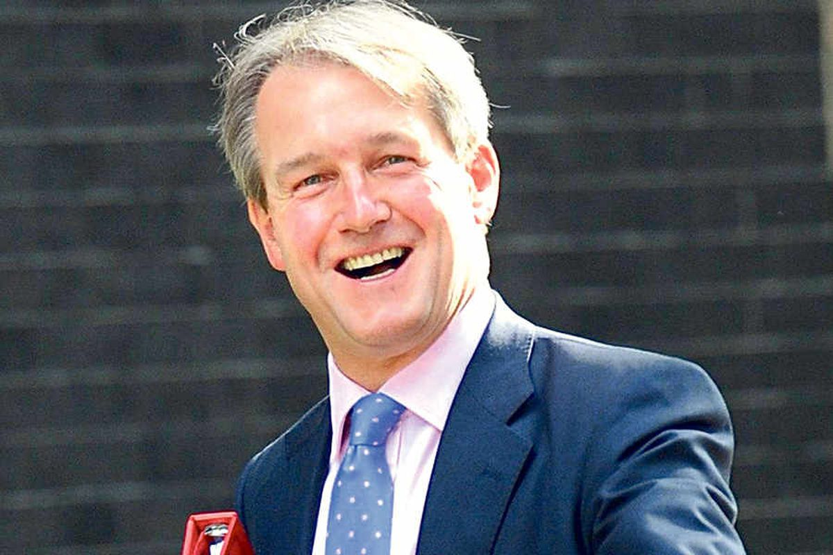 Tory MPs pressing Owen Paterson over badger cull