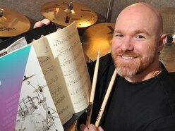 Dreams come true for Telford drum teacher Dave - with video