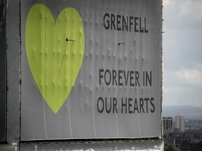 Grenfell kitchen fire took just over 10 minutes to spread outside, inquiry told