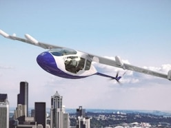 Rolls-Royce unveils 'flying taxi'