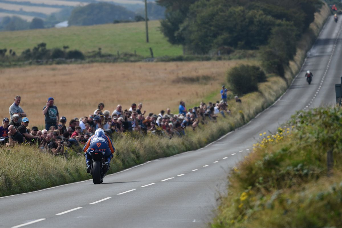 Plant will be nurturing the next batch of Manx GP hopefuls after becoming an instructor. Picture: ottpix@btinternet.com