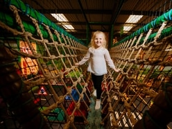 Delighted children return to the jungle as popular Telford attractions reopens