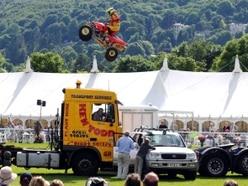Injured Kangaroo Kid aims to repeat Royal Welsh jump stunt at Llanfyllin Show
