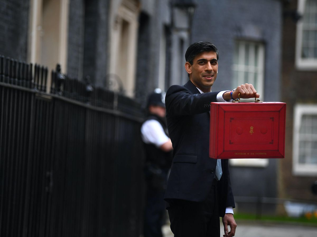 Chancellor Rishi Sunak has been warned against tax rises