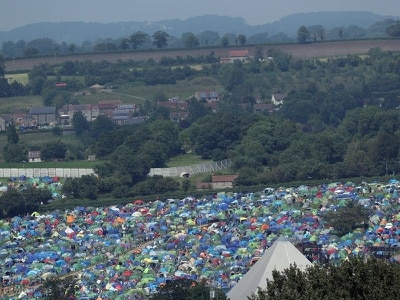 Glastonbury in numbers: 36 years at Worthy Farm