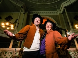 Comedy Of Errors wows crowds in Shrewsbury