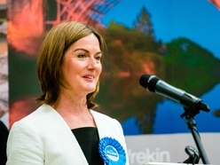 MP Lucy Allan re-selected as Telford's Tory candidate