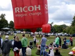 Council pledge £15k for balloon carnival