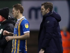 Sam Ricketts faces a tough head-versus-heart decision on Dave Edwards' fitness for Shrewsbury's FA Cup tie against Wolves