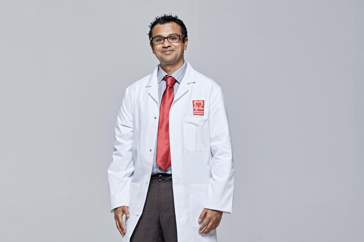 Dr Anoop Shah says obesity is a concern