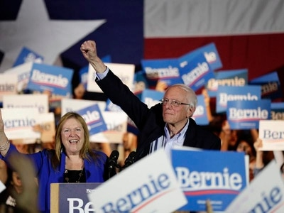 Sanders wins Nevada and pulls further away from rivals