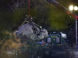 Officers honoured for efforts to save five killed in Leicester helicopter crash