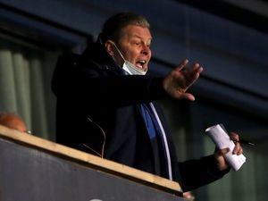 Shrewsbury Town manager Steve Cotterill