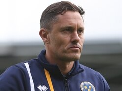 Boss Paul Hurst staying grounded after strong start for Shrewsbury Town