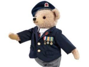 The Royal British Legion Centenary Bear