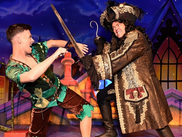 I'm Hooked on playing baddies: We chat to Jimmy Osmond ahead of his appearance in Birmingham Hippodrome's panto Peter Pan
