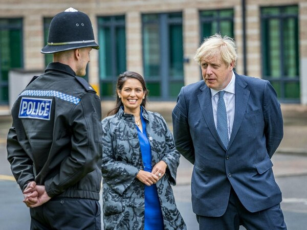 PM contradicts Priti Patel by telling public not to snitch on neighbours