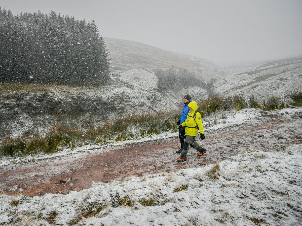 Met Office issue more snow and ice warnings for Wales