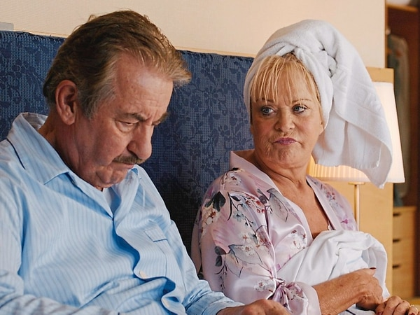 John Challis: Bowled over by Benidorm reaction