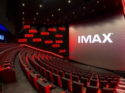 £3 tickets for blockbuster films this weekend at Birmingham and Telford IMAX