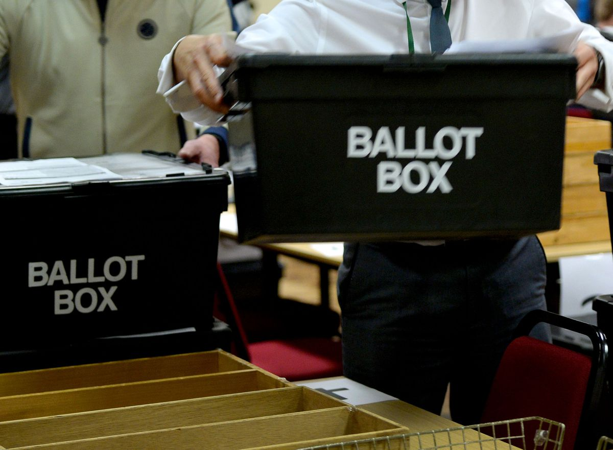A host of Telford seats have been decided in by-elections