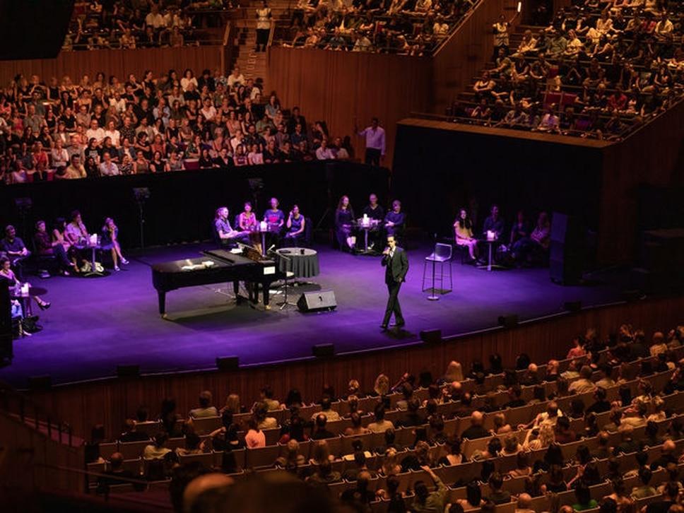 Nick Cave to bring conversation event to Birmingham