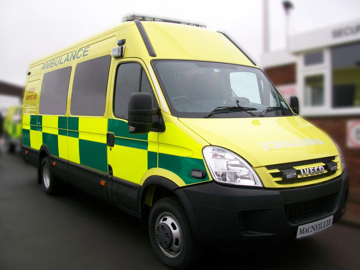 Babcock Vehicle Engineering does ambulance conversion work