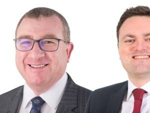 Mark Davies and Chris Mitchell, insolvency partners at Aaron & Partners